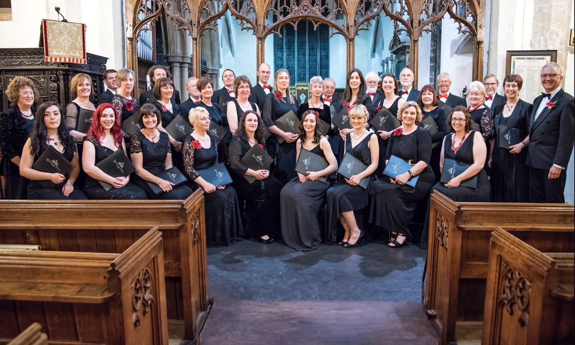 The Elizabethan Singers, Alford